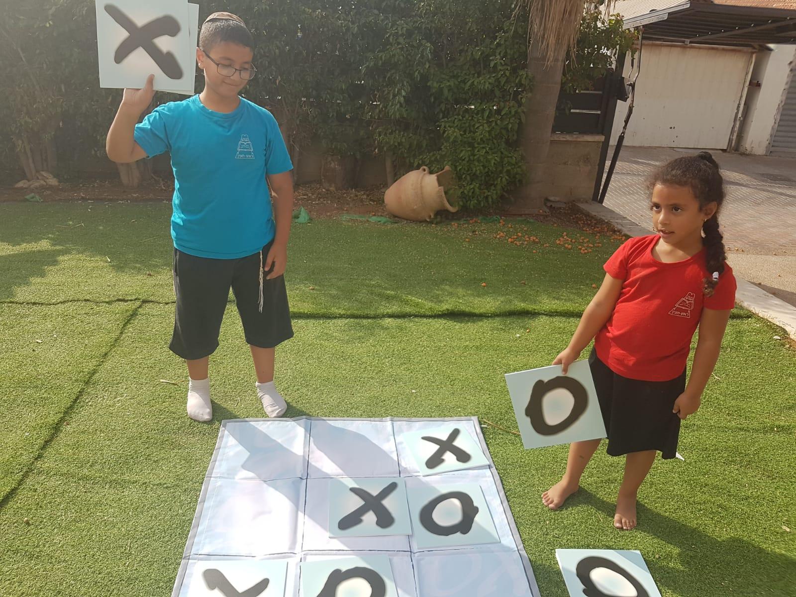 משחקים איקס עיגול
